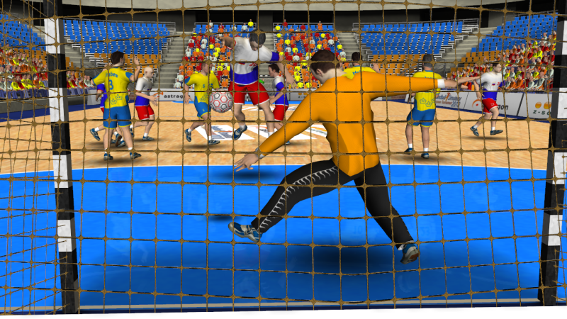 Handball Simulator 2010 European Tournament (2010/DE)