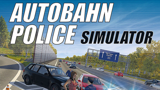 AutobahnPoliceSimulatorTitleImage